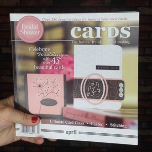 3/$20🌵April 2008 CARDS Vol. 3 Issue 4 Craft Book